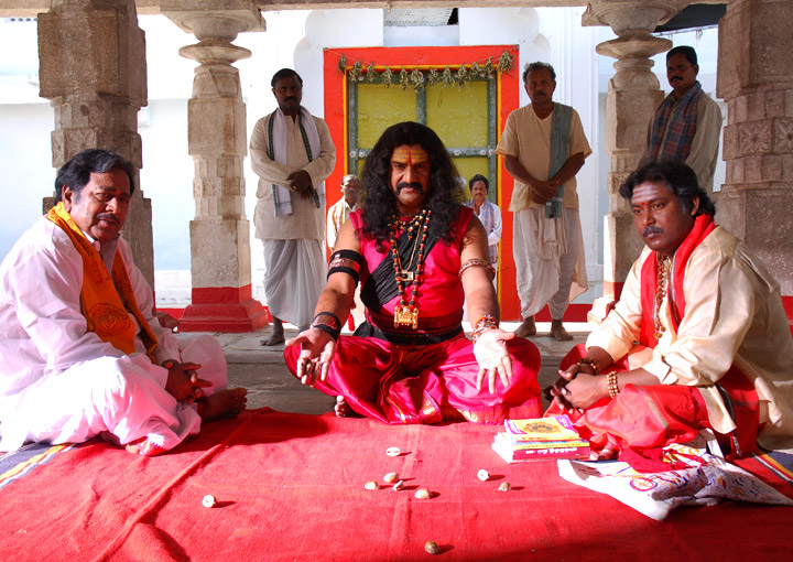 Krishnarjuna (Telugu)