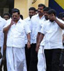 Alagiri Visits DMK workers in Prision