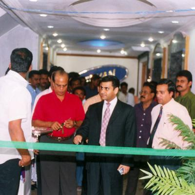 Jeevan Inaugurates First ODC
