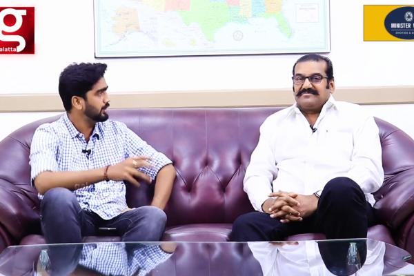 Galatta Tamil Interview july 2019